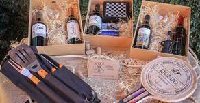 Dia dos Pais com Box Especial de Vinho e Curso de Degustação