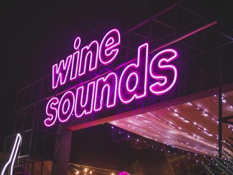 Wine Sounds une vinhos, música e gastronomia