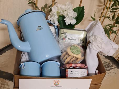 Beatriz Schwab Aromas e Delícias oferece kits para as mães a partir de R$80