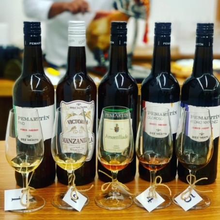 Semana dedicada ao vinho Jerez com homenagem