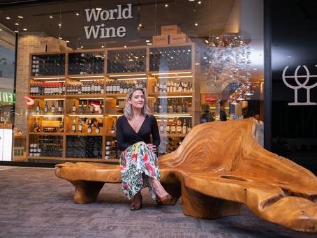 World Wine abre loja em Brasília