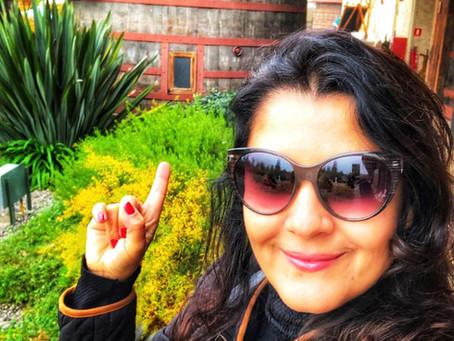 El Sueno de Dormir en uma Barrica no Chile?