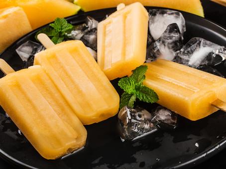 Fruta da estação: os benefícios do melão orange
