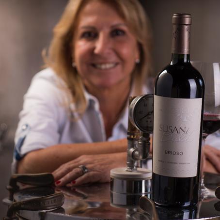 Gero promove experiência gastronômica de vinhos da grande personalidade feminina Susana Balbo