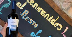 O charme da Bodega La Azul em Mendoza.