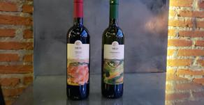 Ticiana Werner promove degustação de vinhos da Geórgia