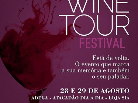 Wine Tour Festival vem aí..