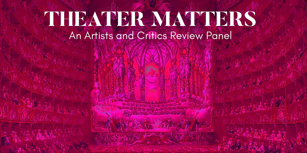 TheaterMatters March 18