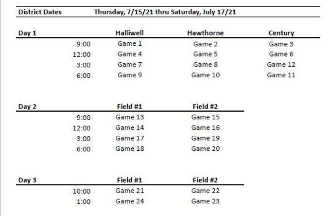 2021 District B Tourney Game Schedule.JPG