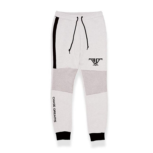 Chase Your Dreams Joggers: Grey