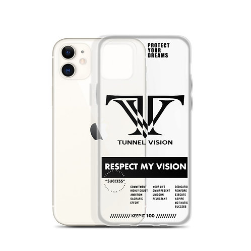 Respect My Vision iPhone Case