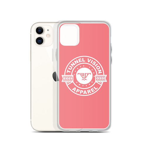Soft Pink iPhone Case