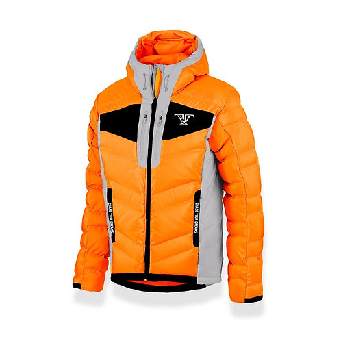 Olympic Coat: Orange