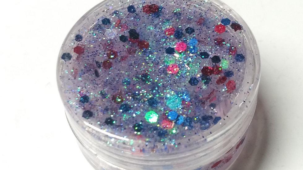 Odyssey body glitter