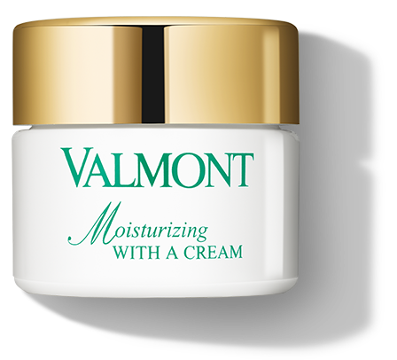 Moisturizing with a Cream