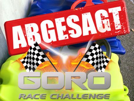 """Absage HC GoRo """"Race Challenge"""" und Stadtfest Rorschach"""