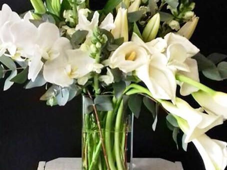 Como fazer um buquê de flores?