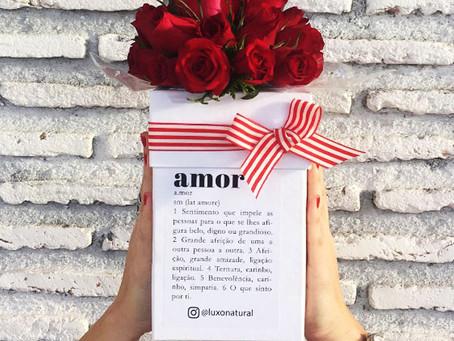 Incendeie a paixão de seu namoro com um Buquê de flores!