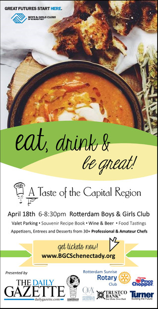 If you like food.. you will love this event!