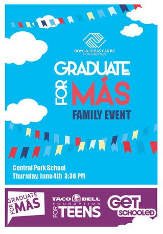 Graduate for Mas!