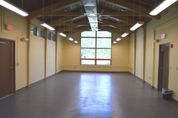 Interior of Facility