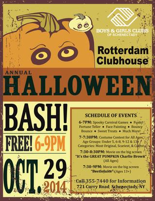 Annual Rotterdam Halloween Bash