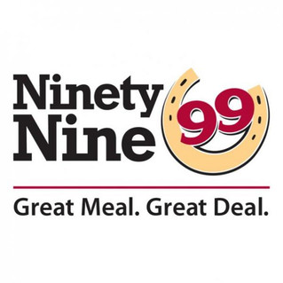 Thank You Ninety Nine Restaurants!