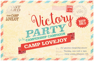 Victory Party!