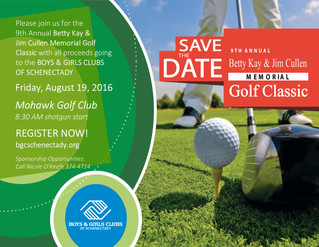 9th Annual Cullen Memorial Golf Classic