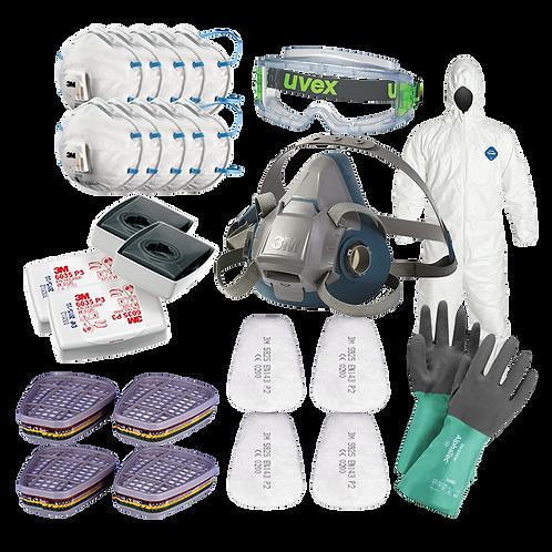 Large Premium Respirator Kit