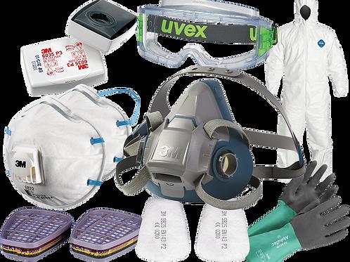 Premium Respirator Kit