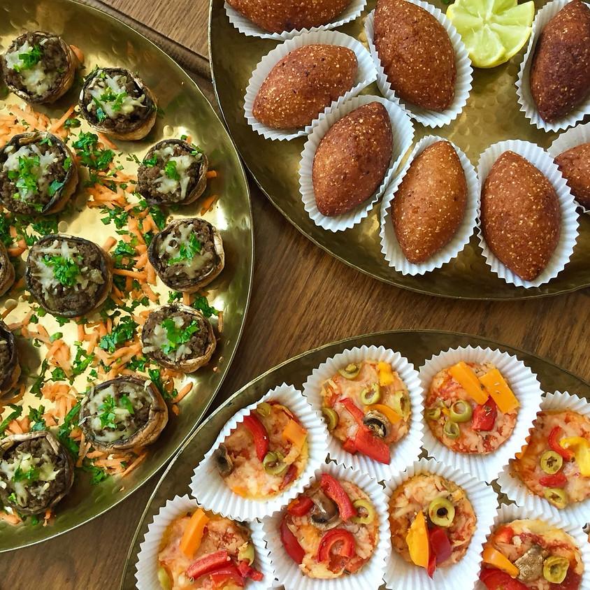 Eten bij Zaher (Syrisch)