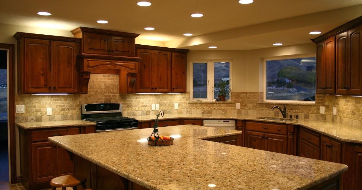 Granite Countertop Full Kitchen