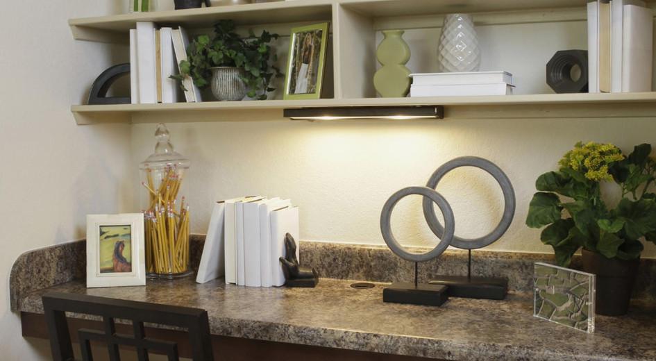 Home Office Granite Countertop