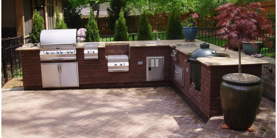 Modern Style Outdoor Patio