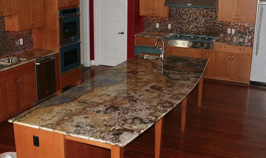 Professional Granite Edging