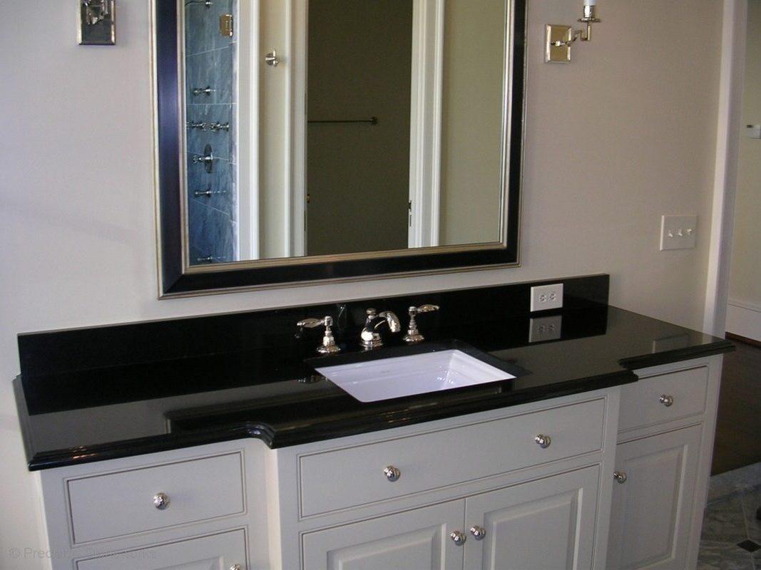 Absolute Black Granite Top
