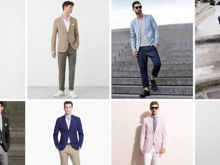 ジャケットとパンツ:8つの着こなし方