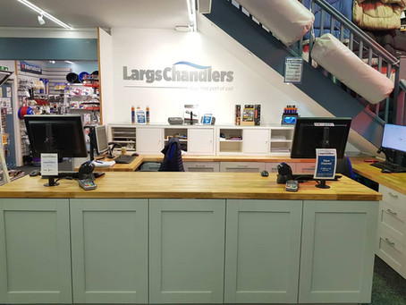 New Counter Finished