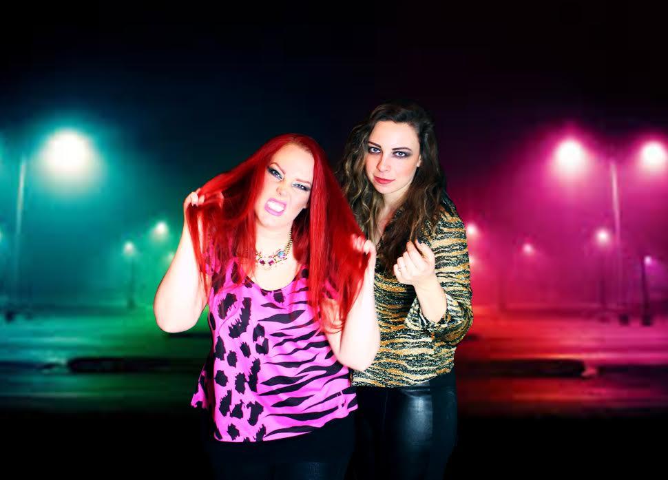 Scarlet Lies (Tamara and Noel)