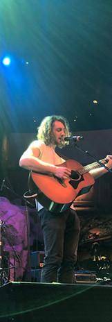 Julian's performance at The Wolf Den at Mohegan Sun