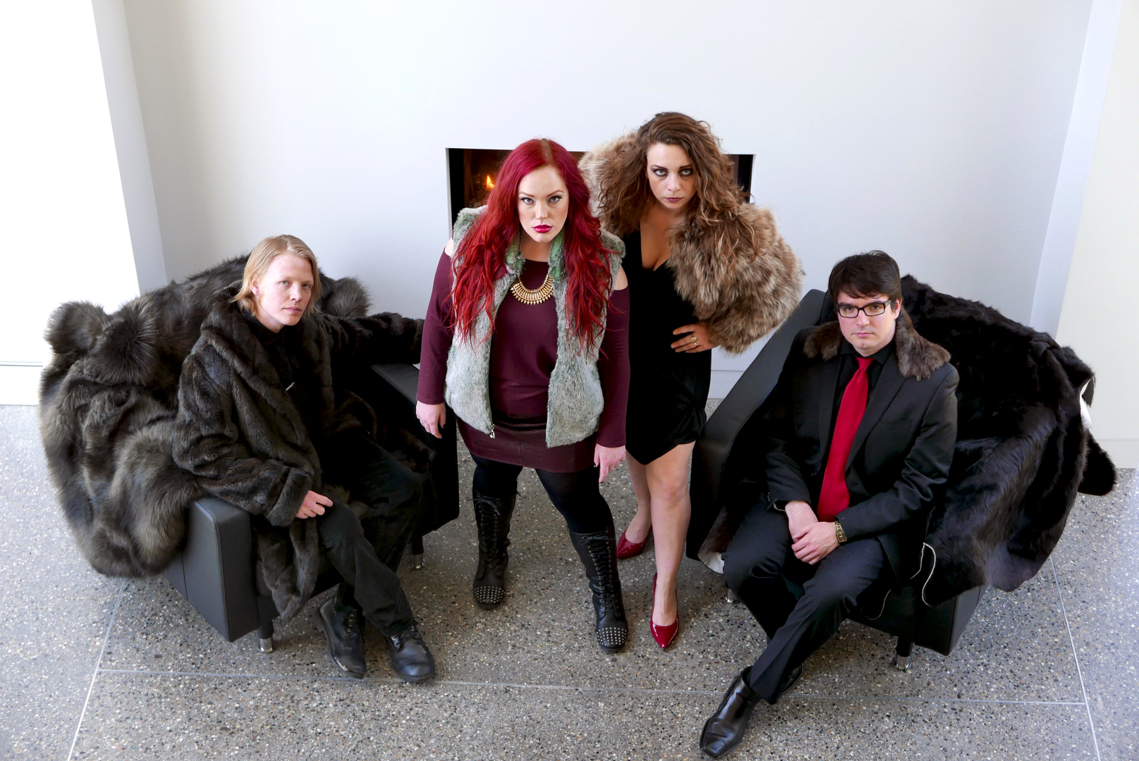 Scarlet Lies (Furs)