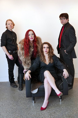 Scarlet Lies (Family Photo)
