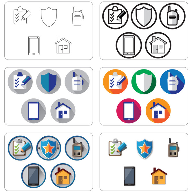 The value of well designed icons