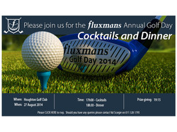Golf Day invite
