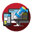 3D illustration, icon design, APP interface design, graphic design, 2d, animation, web design