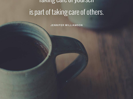 SO much talk of women & self care: now we must begin to walk the walk- Part 1