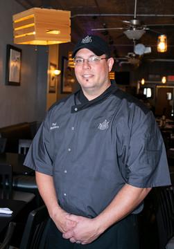 Chef Paul Mendolera - Element 41