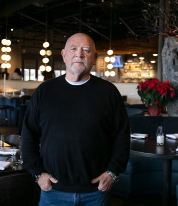 Owner Brad Friedlander - Blu