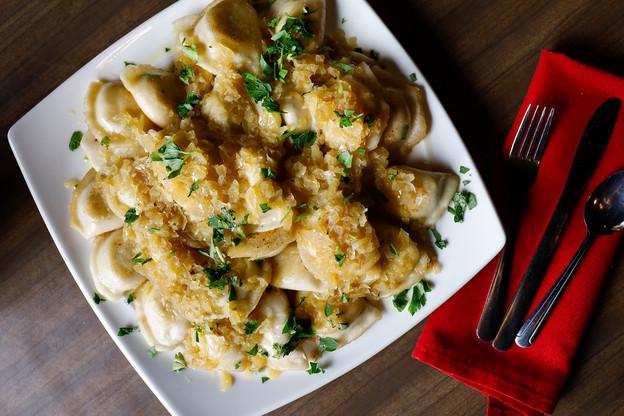 Sokolowski's - Potato and Cheddar Pierogies